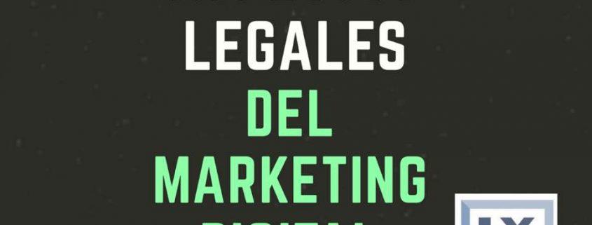aspectos legales del marketing digital