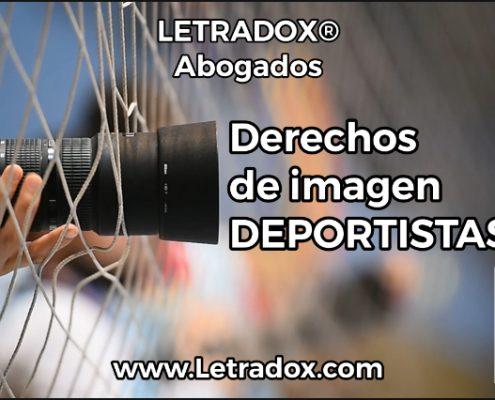 Derechos de imagen deportistas. Letradox Abogados